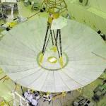 Спутник с радиотелескопом перед отправкой на космодром // ФИАН-Информ l