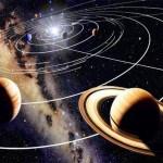 Сгусток темной материи вблизи Солнечной системы