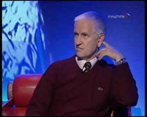 Директор Института астрономии РАН Борис Шустов
