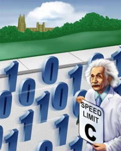 Эйнштейну не нравились тахионы?