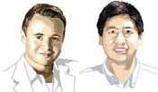 Марк Тродден и Джонатан Фэн. Темные миры