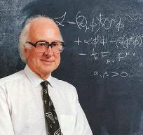 Профессор Питер Хиггс