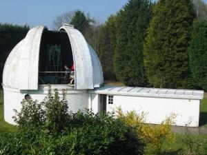 Институт Астрономии в Кембридже