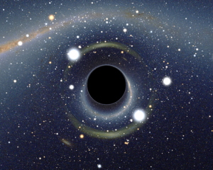 Большой адронный коллайдер бессилен создать черную дыру