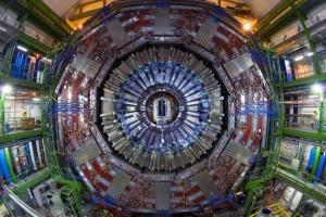 Детектор БАК CMS. Фото пресс-службы CERN.