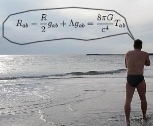 С учётом космологической постоянной уравнения Эйнштейна имеют вид