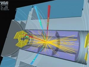 Очень похоже, что это не хиггс