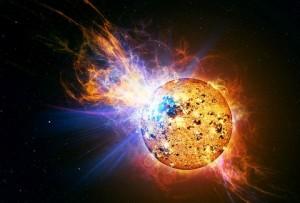 """""""Обычно темной материи у Солнца больше..."""""""