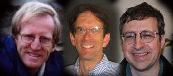 Ланс Диксон (Lance J. Dixon), Дэвид Косоуэр (David A. Kosower) и Цви Берн (Zvi Bern)