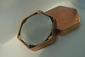 Детектор вимпов, используемый в эксперименте CDMS-II Фото: Nature