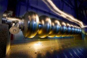 Сверхпроводящий ускорительный резонатор (TESLA)