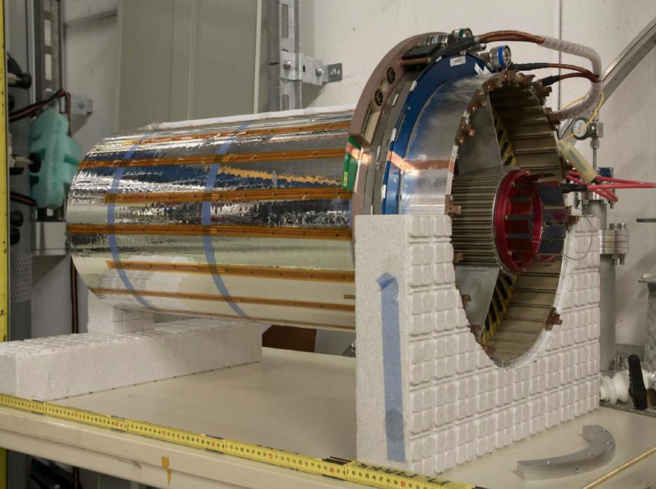Прототип детектора темной материи, построенный MIT