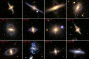 Галактики с полярными кольцами