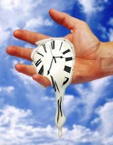 Замедление времени вместо темной энергии