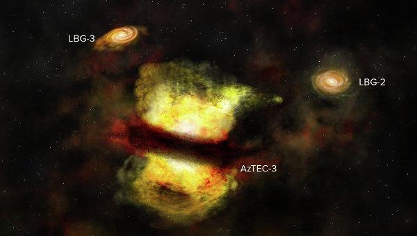 Темная материя - это не частицы