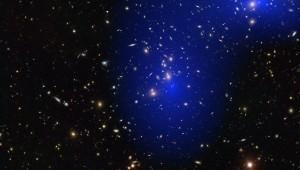 © NASA/ ESA, D. Harvey, R. Massey, ESO and D. Coe, J. Merten