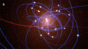Гамма-лучи в центре Галактики: ТМ невиновна