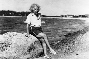 Альберт Эйнштейн Фото: Сергей Корненков / Sygma / Corbis / East News